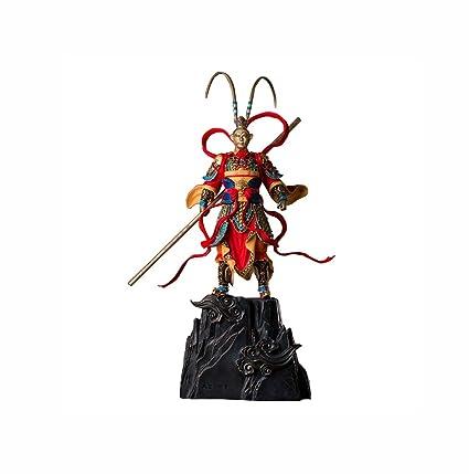 0338d95b3 Amazon.com: Z6 Sun Wukong Pure Copper Ornaments Qitian Dasheng ...