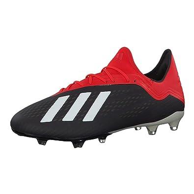 Herren FG 18.2 Adidas Fußballschuhe X Komfort | schwarz