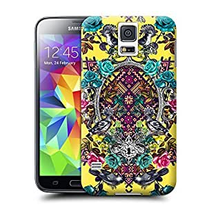 Xuey 76cfb6b14ebadb9b9b0f041ed275bf13 for Samsung Galaxy S5 Case- Unique design allows easy access to all buttons, controls and ports