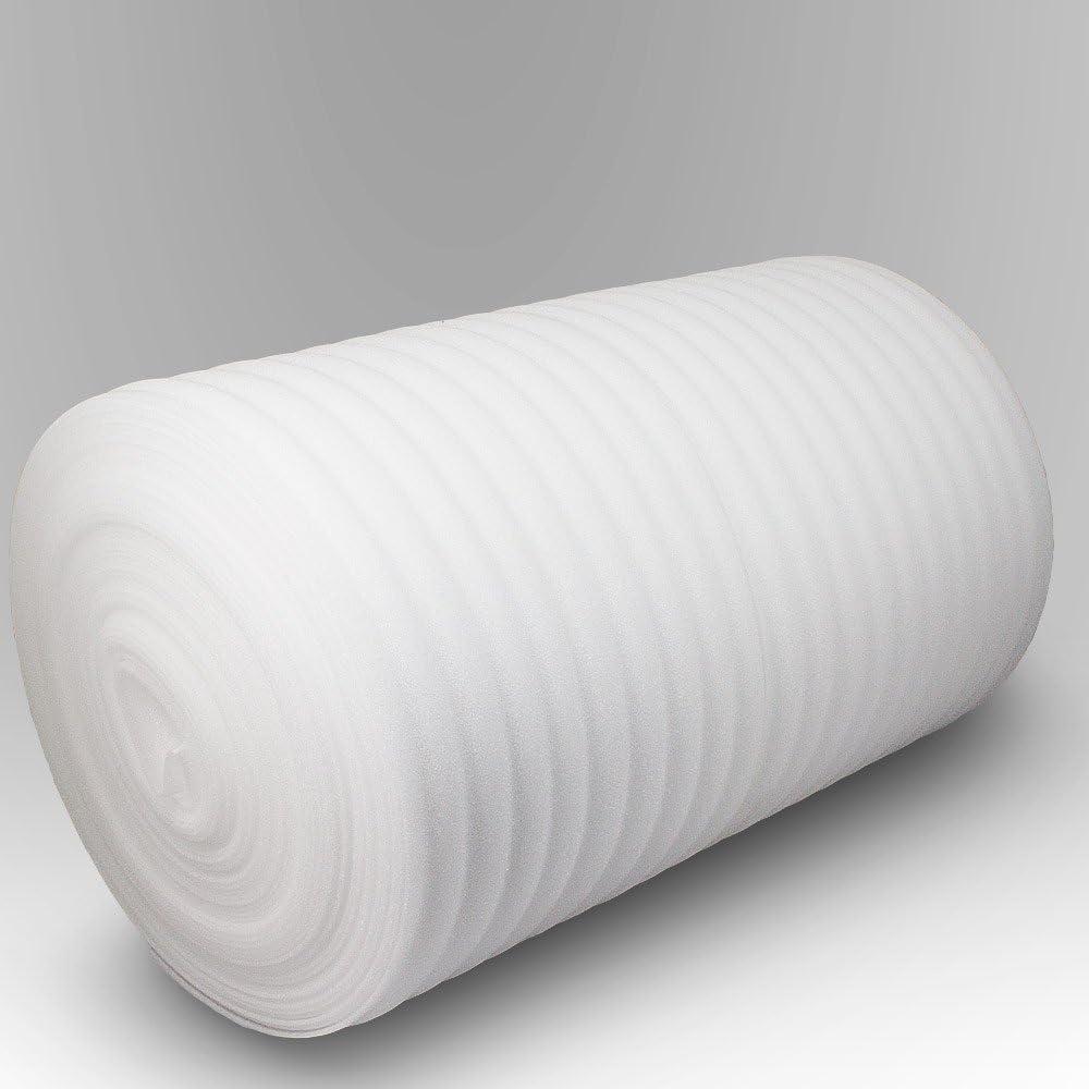 150m Trittschalld/ämmung PE-Schaumfolie D/ämmung Unterlage Laminat Parkett St/ärke:5mm