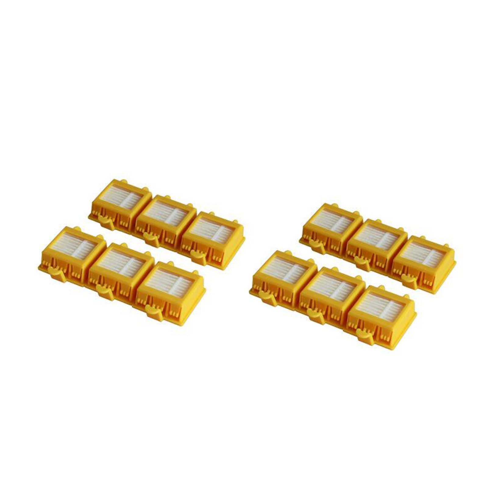 LOVE(TM)12 Pieces Filter for Robot 700 Series 750 760 770 780 790 Vacuum Cleaner Hepa Filter Wholesale