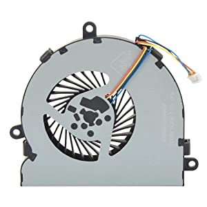 Eathtek Replacement CPU Cooling Fan for HP Pavilion 15-AC 15-AF HP 250 G4 255 G4 813946-001 Series
