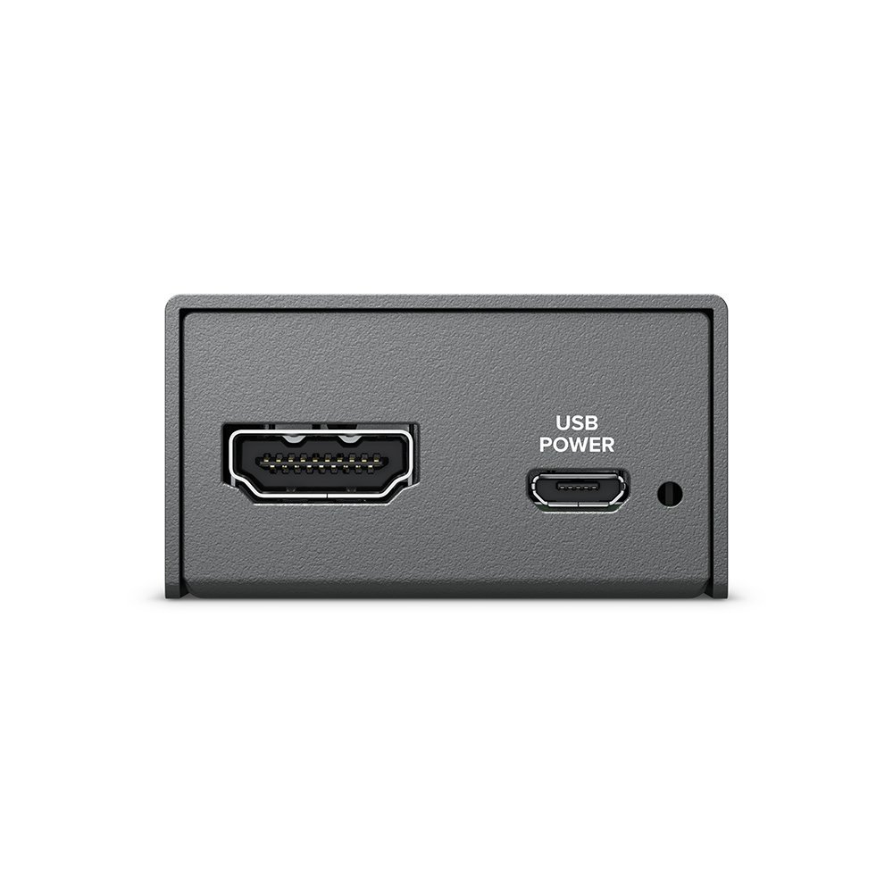 Blackmagic Design Micro Converter HDMI to SDI with Power Supply BMD-CONVCMIC//HS//WPSU