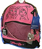 Bratz pink Backpack with Stylin jean Chain