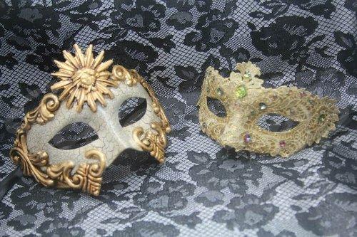 New M (Masquerade Masks Full Face)