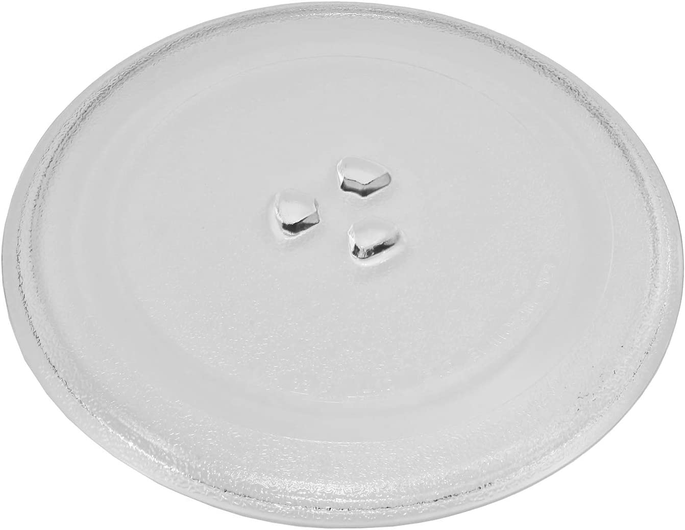 "Microwave Glass Turntable Plate 9.5"" or 245mm Designed to Fit Several Models: Home Improvement"