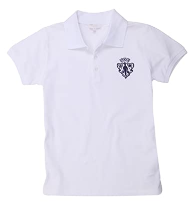 bbcdc4b9425 Gucci Boys Polo Shirt White 258712-9000