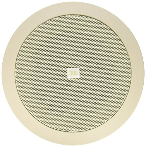 Leviton AEM65 Architectural Edition Powered by JBL, 6-1/2-Inch Two-Way In-Ceiling Loudspeaker, (8 Ohms 2 Way Loudspeaker)