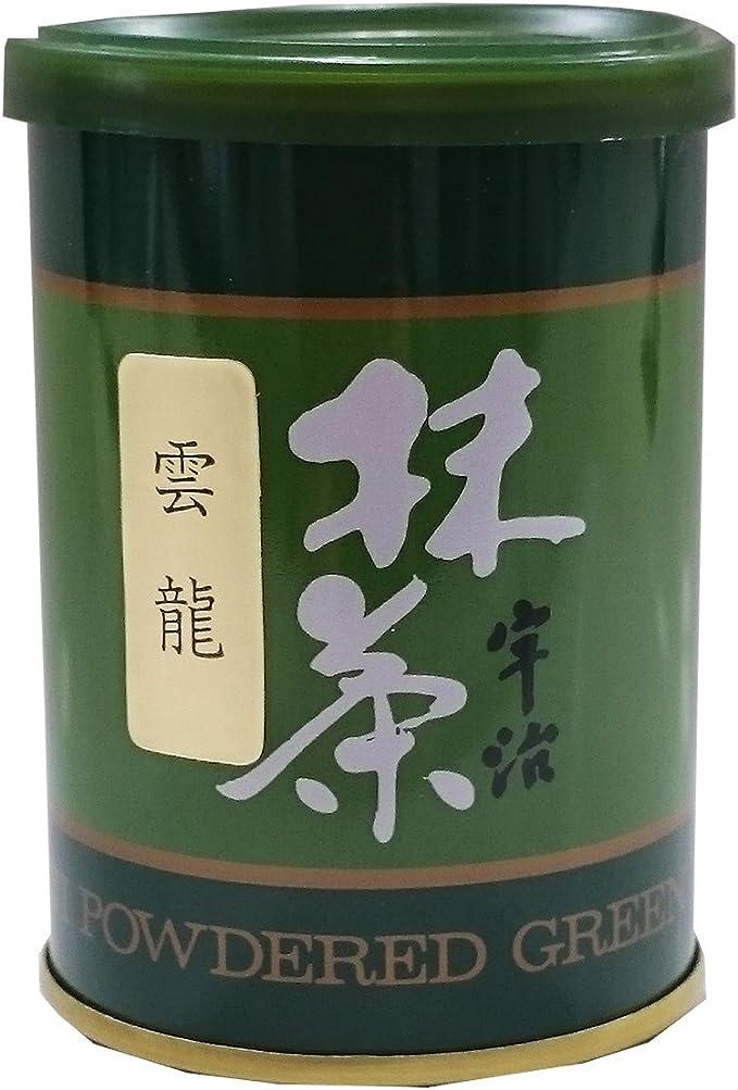 【高級宇治抹茶】抹茶 粉末 雲龍 40g