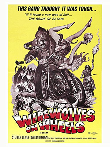 werewolves on wheels - 1