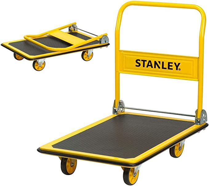 STANLEY FATMAX Piattaforma Camion FXWT-712 Nero Giallo