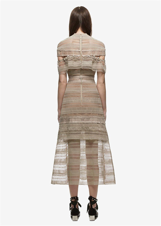Amazon.com: AS503anakla Fashion arrival vestidos largos de verano mulheres casaco plissado rendas vestidos vestidos de envio gratuitos senhora: Clothing