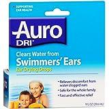 Auro-Dri Ear Drying Aid, 1 oz.
