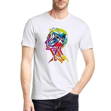 ASHOP - Camisetas Hombre - Summer Polo T-Shirt - Casual Impresión ...