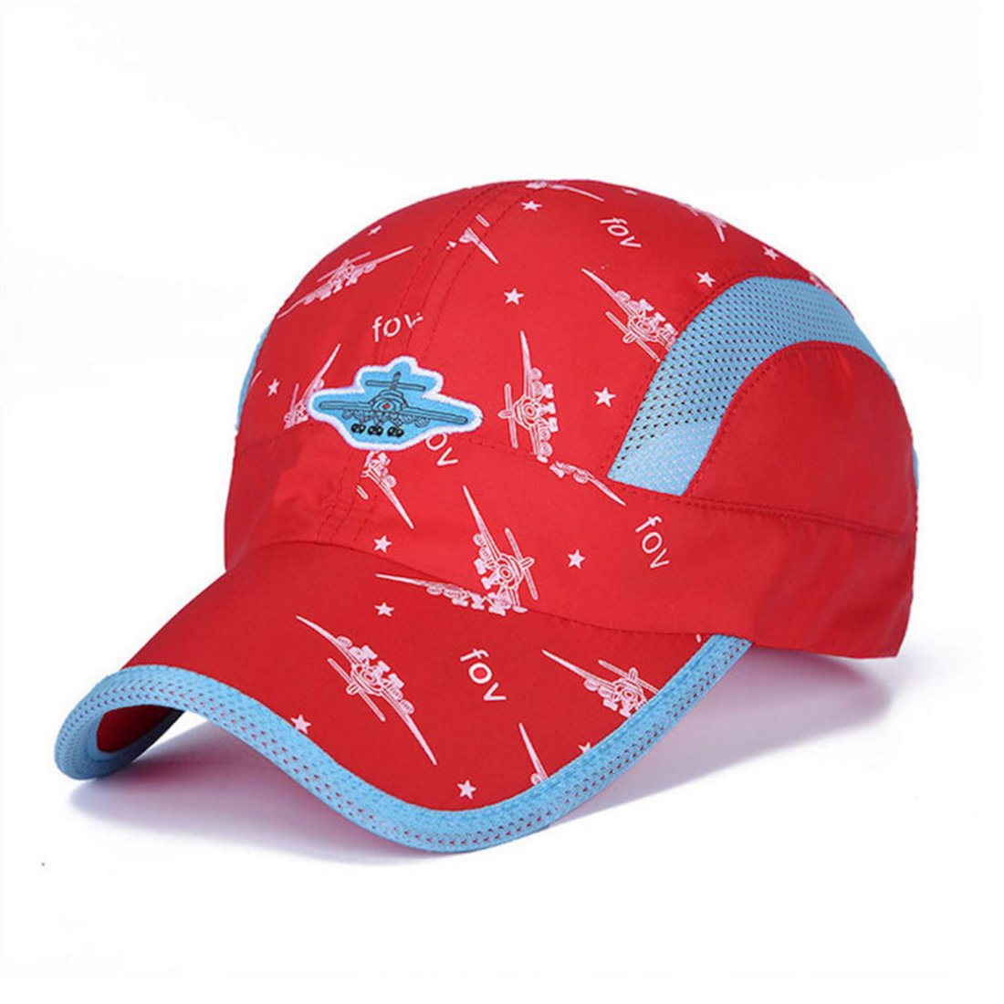 690d74255497c Eleganty Kids Quick Drying Sun Hat Adjustable Airy Mesh UV Boys Girls Protection  Caps