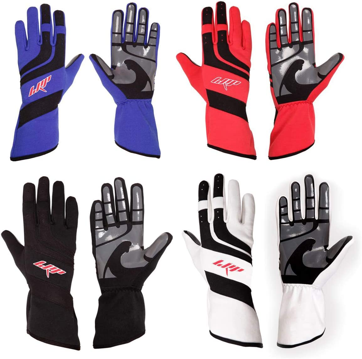 Speed Gloves LRP Kart Racing Gloves Highest protection