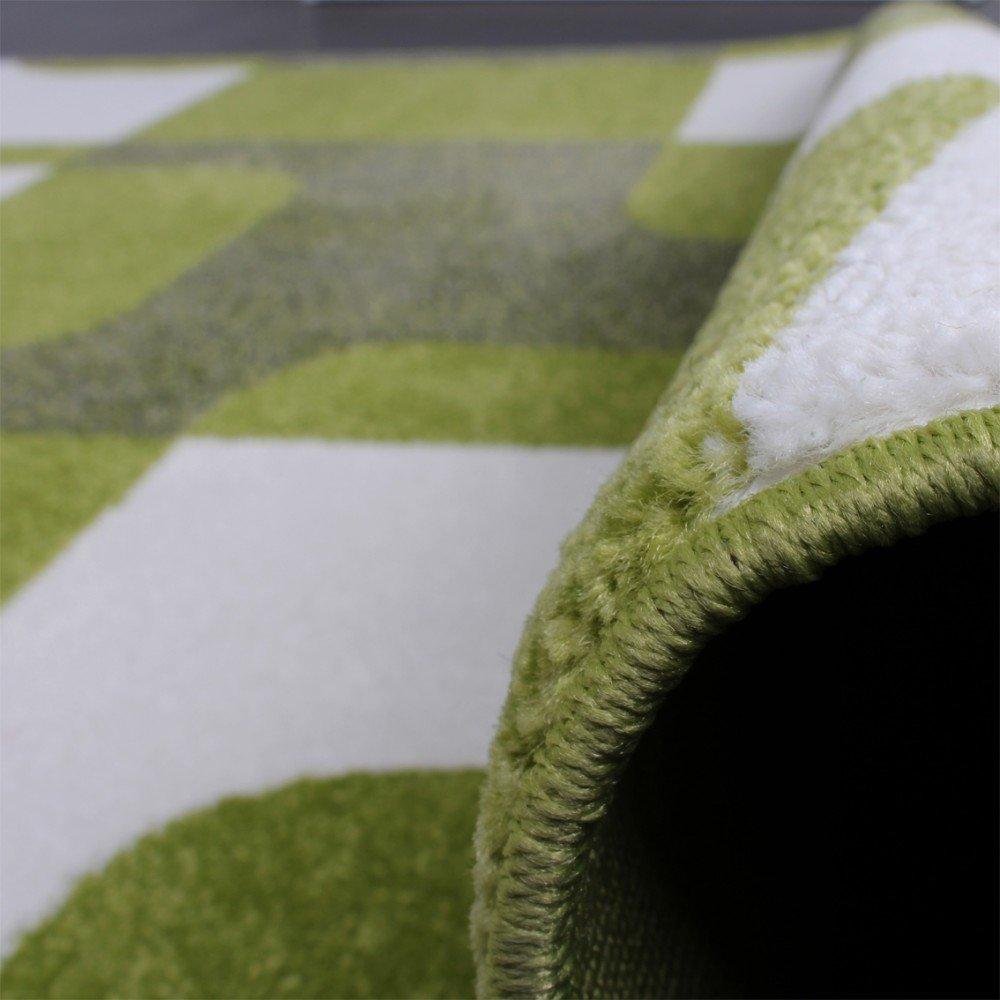 Paco Home Vloerkleed voor voor voor kinderen, trendy retro, roze, paars en crème, 120 x 170 cm B00NEOFBN0 Teppiche 6ab0e4