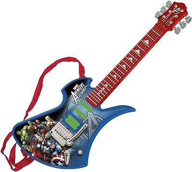 CLAUDIO REIG - Guitarra electrónica (1661): Amazon.es: Juguetes y ...