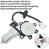 Window Lift Motor Front Left Driver Side for 2003-2009 Nissan 350Z 2003-2007 Infiniti G35 2 Door Coupe Model Replace…