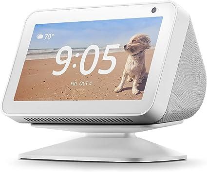 Amazon Com Echo Show 5 Adjustable Stand White Amazon Devices