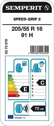 Semperit SPEED-GRIP 2 - 205/55 R16 91H - E/C/70