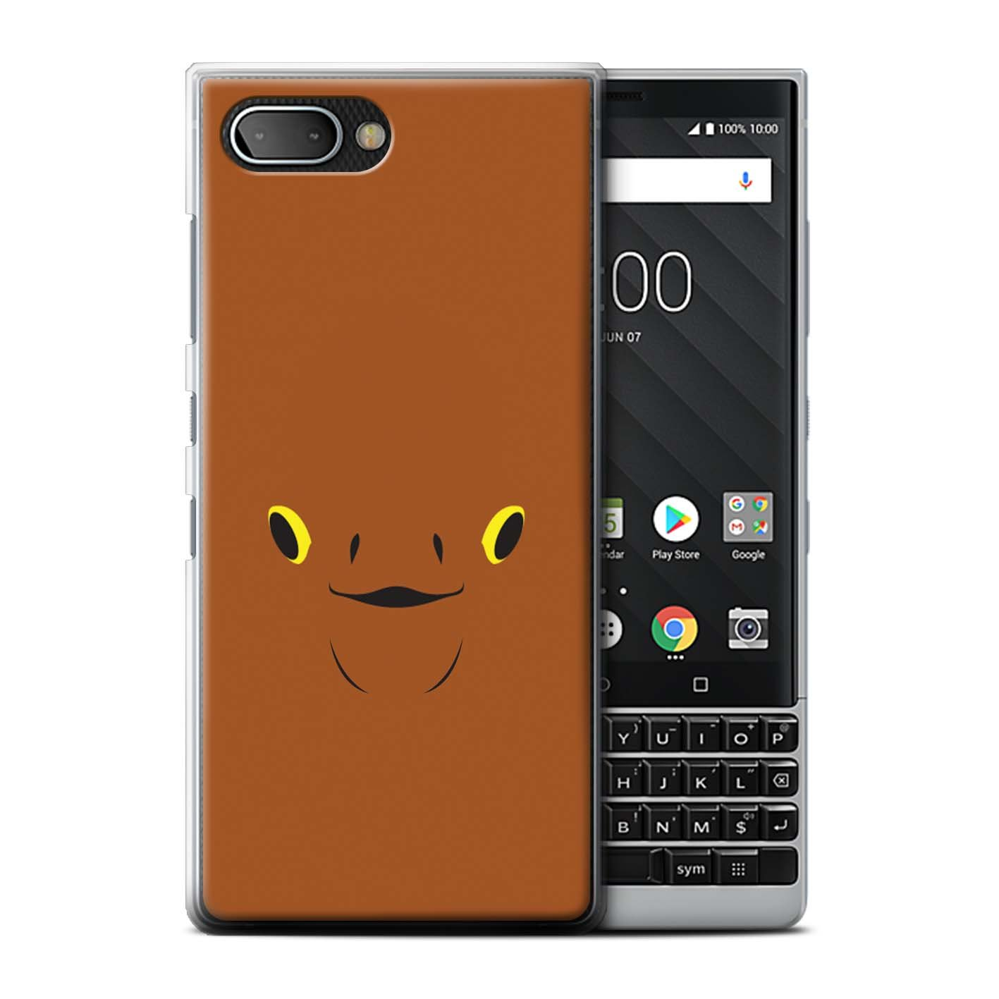 Amazon com: STUFF4 Phone Case/Cover for BlackBerry KEY2