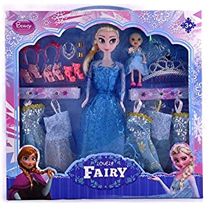 Gift Paradize Frozen Doll with...