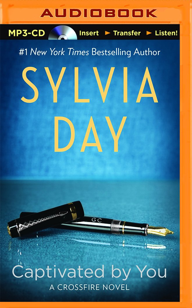 Captivated by you crossfire sylvia day jill redfield jeremy captivated by you crossfire sylvia day jill redfield jeremy york 0889290303806 amazon books fandeluxe Gallery