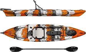 Vibe Kayaks Sea Ghost 130 Angler Fishing Kayak