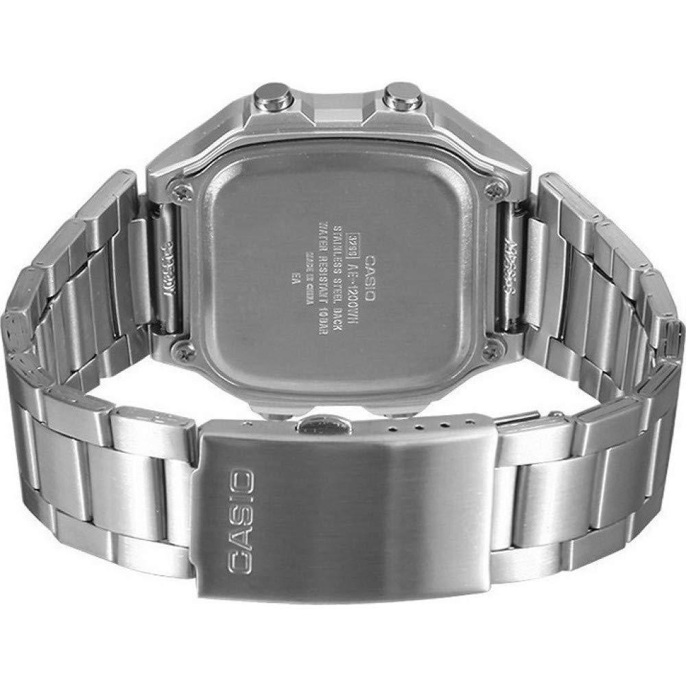 Casio Mens Watches Ae 1200whd 1avef World Time 1a Original