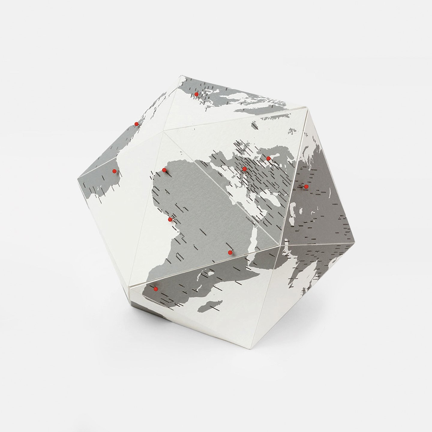 Here Foldable Personal Globe, Small