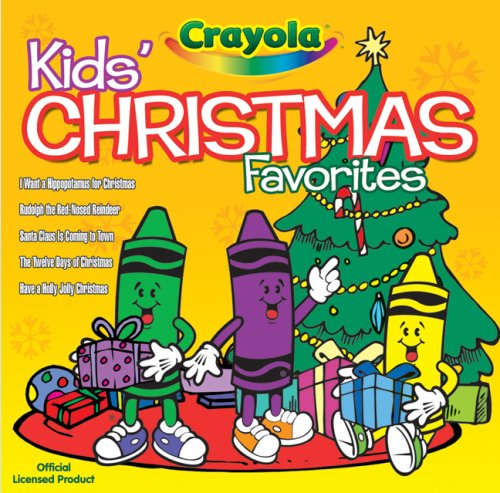 Countdown Kids - Crayola Kids Christmas Favorites - Amazon.com Music