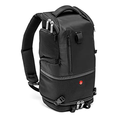 Manfrotto MB MA-BP-TS Advanced Tri Backpack, Small (Black) 50%OFF