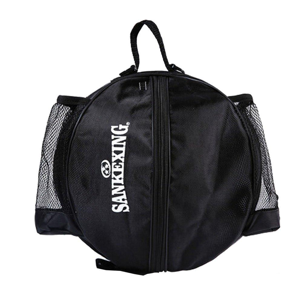 Sport Bag Basketball Soccer Volleyball Bowling Bag Carrier, balck B Kylin Express