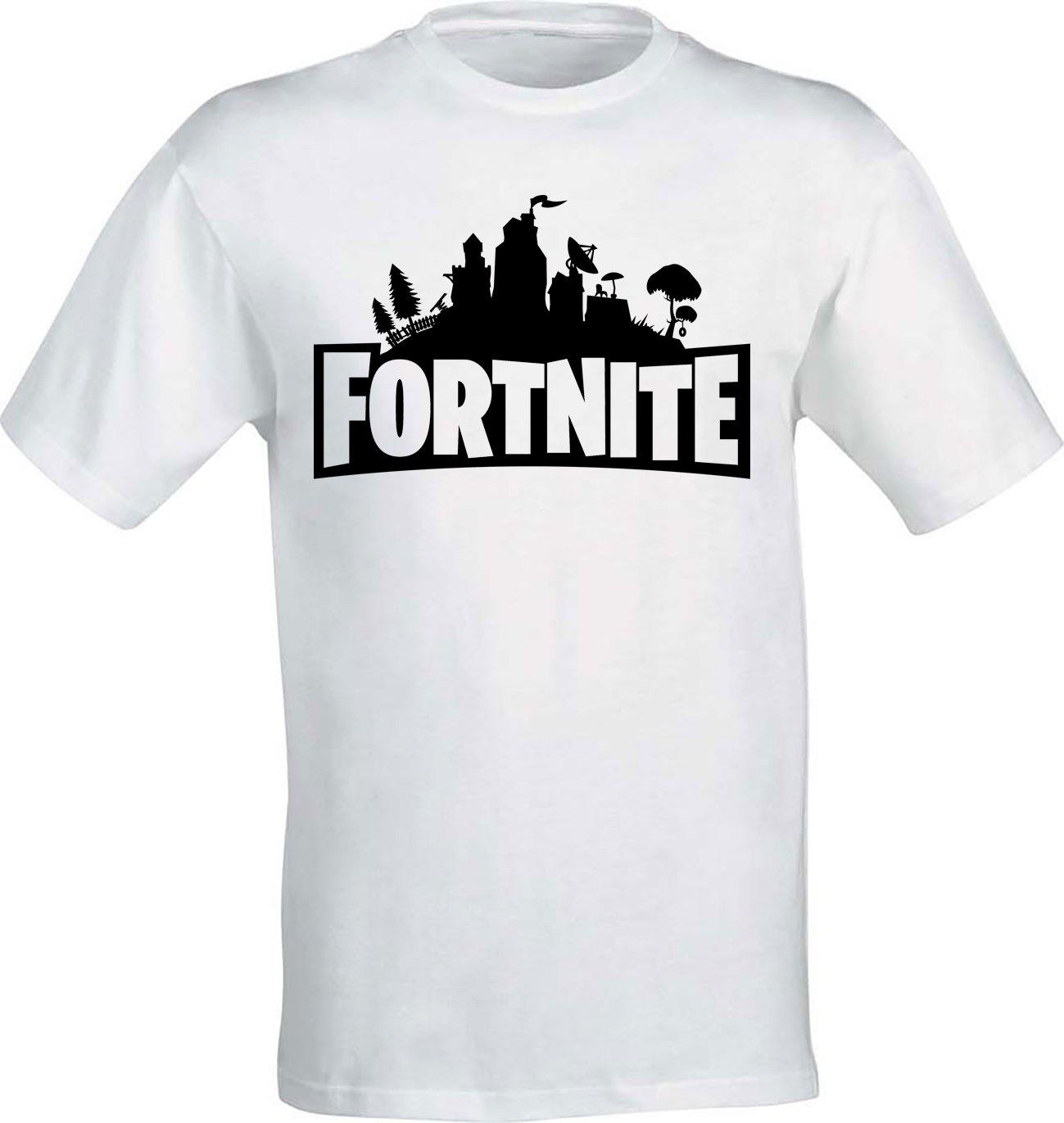 Fortnite Logo T-Shirt Bambino