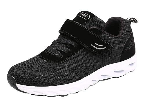ALSYIQI Mujeres Hombres Zapatillas Deportivas Ligeras Zapatillas para Caminar: Amazon.es: Zapatos y complementos