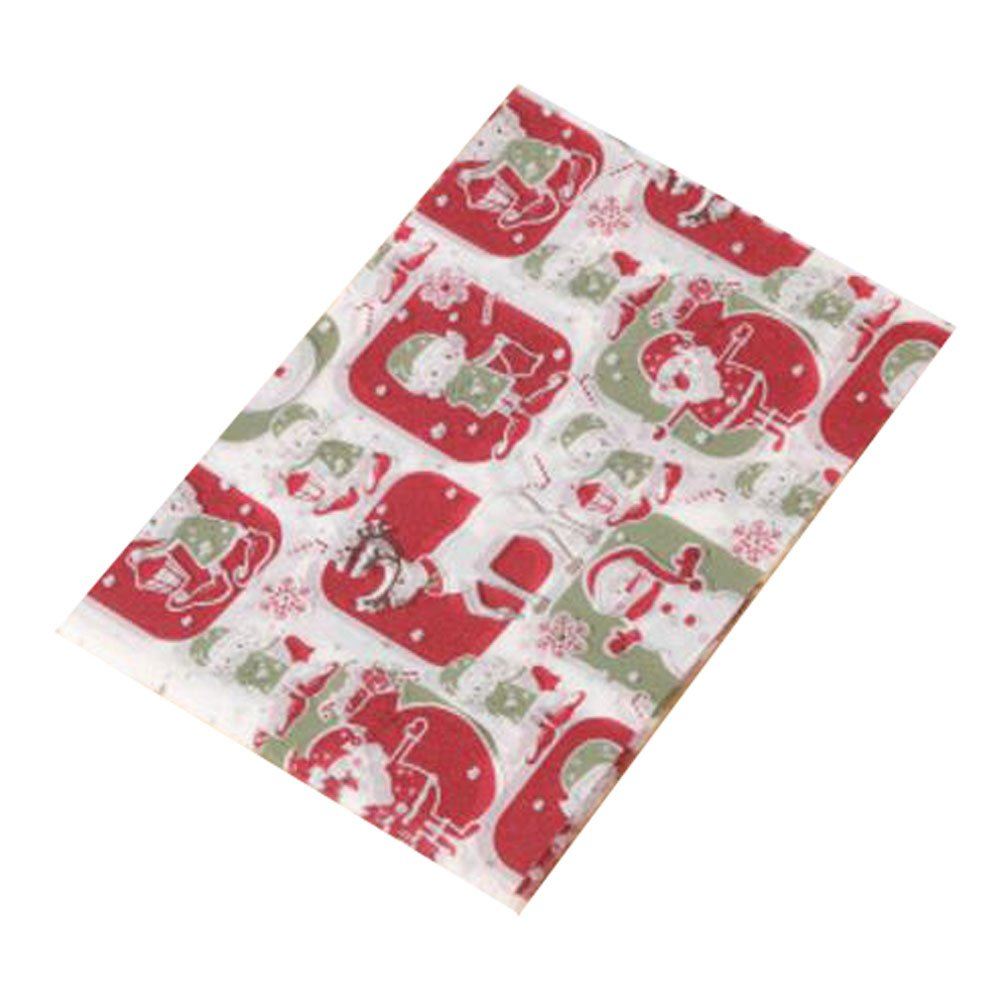 500 Pcs Christmas Nougat Making Supplies Wedding Candy Wrapping Twisting Wax Papers A9