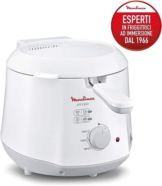 Moulinex Principio Solo Independiente - Freidora (Freidora, 0,6 kg ...