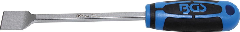 280mm BGS 3085 Grattoir /à joints Argent//Noir//Bleu