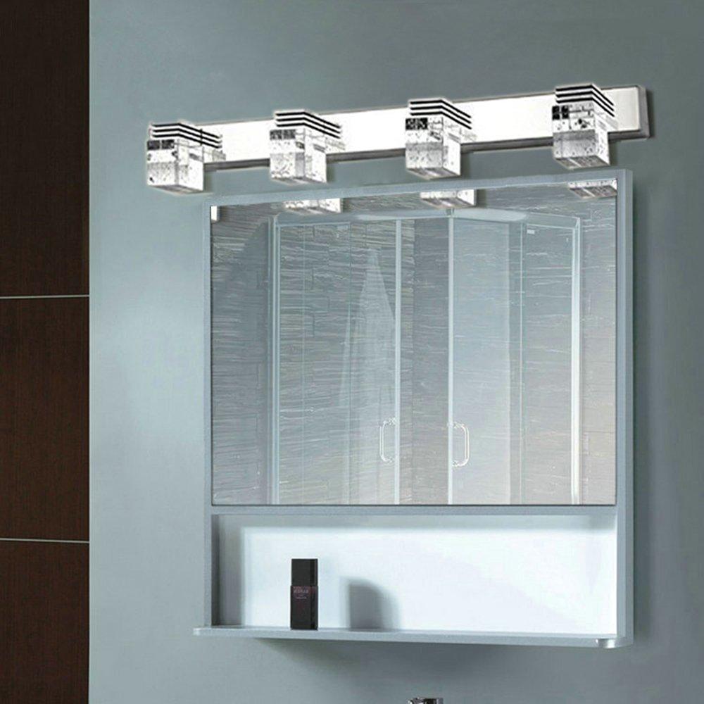 Amazon.com: Lightess Vanity Lights Bathroom Lighting LED Mirror ...