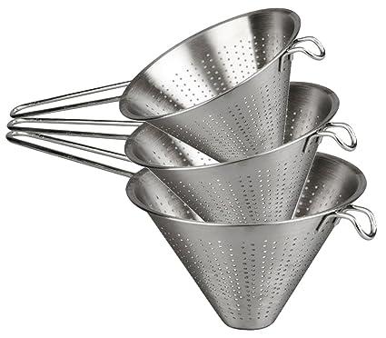 Compra Arga - Colador Chino de Cocina - Set de 3 - Ø 14, 16 ...