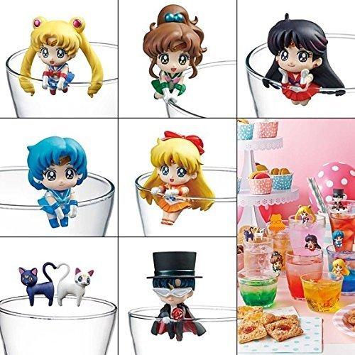 全8種セット 「お茶友シリーズ 美少女戦士セーラームーン ムーン・プリズム・カフェ」
