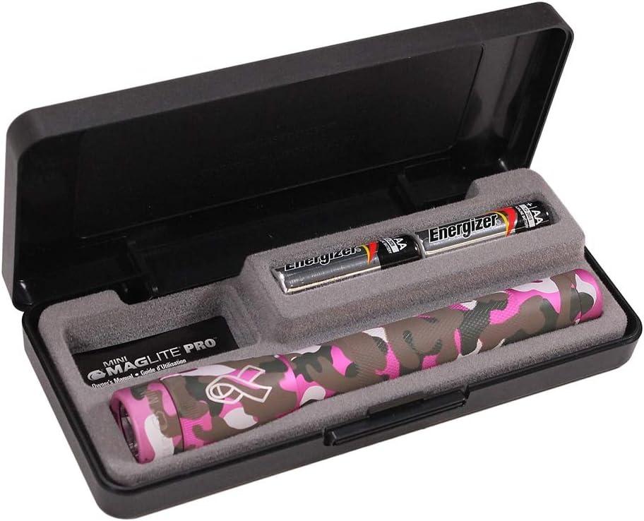 National Breast Cancer Foundation Mini Mag Flashlight,No M2AMW6