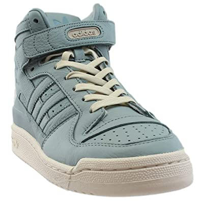 new style bd3bd 27a8b adidas Originals Mens Forum MID Refined Fashion Sneaker, Supplier  ColourChalk, 8 M
