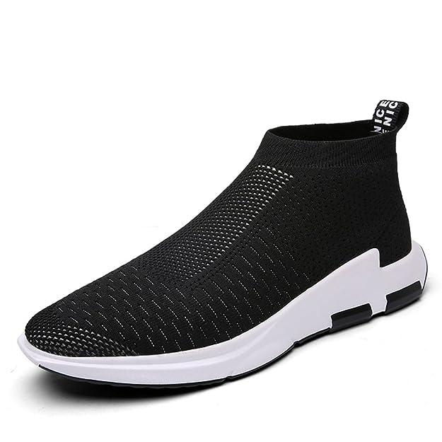SITAILE Uomo Scarpe da Ginnastica Basse Sportive Outdoor Sneakers ... 3667a23d351