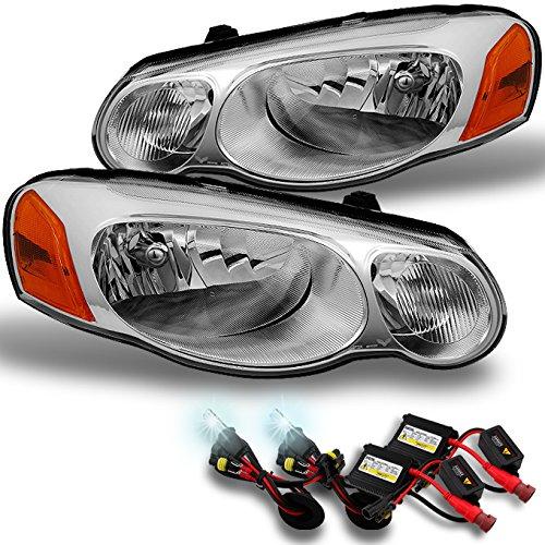 04 Chrysler Sebring Sedan Headlight - 3