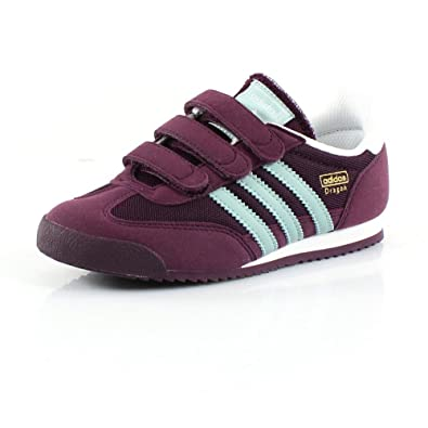 adidas Dragon CF C Slippers for Child Multicolour Size  2 UK  Amazon.co.uk   Shoes   Bags 13f644213dc9