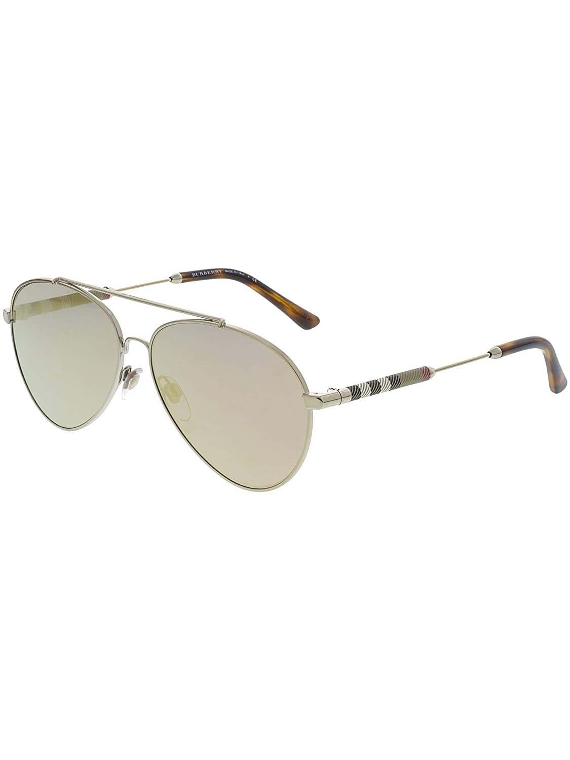 0f6ac4f91386 Burberry Womens Women s 57Mm Sunglasses at Amazon Women s Clothing store