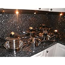SwissAMCmade Cookware Pot set 12 piece Casserole Warranty $1700 Saladmaster Waterless Healthy All-Clad