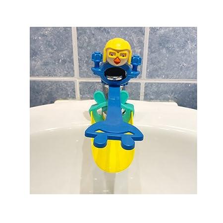 Babys 2 St/ück HAOXIN Wasserhahn Verl/ängerung,Wasserhahn Griff Extender-Set f/ür Kleinkinder Kinder Waschbecken Griff Extender Safe Fun Handwaschl/ösung um Gute Gewohnheiten und Unabh/ängigkeit zu F/ördern